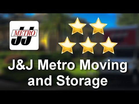 J&J Metro Moving and Storage Orlando Incredible Five Star Review by Paul M.