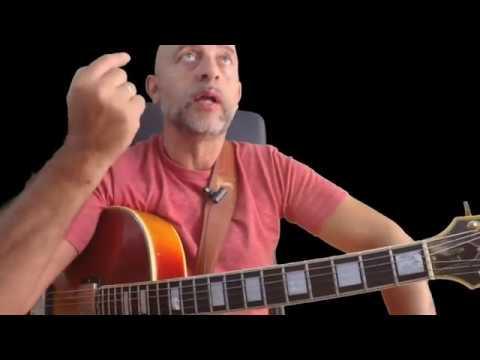 Il trucco della scala Superlocria  nei tempi veloci | Alessio Menconi Jazz Guitar Lessons