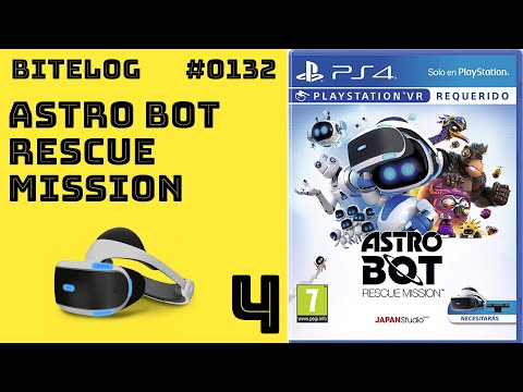 BITeLog 0132.4: Astro Bot Rescue Mission (PS VR) MUNDO 4
