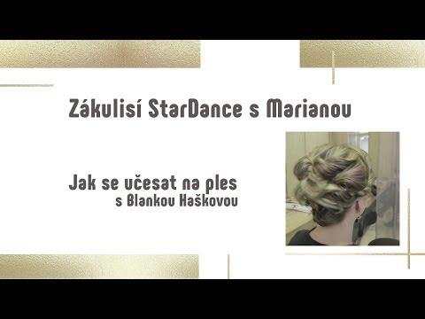 ÚČES NA VÁNOČNÍ VEČÍREK | Mariana Pracharova #StarDance9