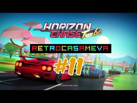 Retrocasameva #11 - Horizon Chase Turbo [Nintendo Switch]