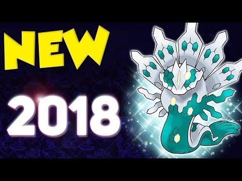 NEW POKEMON TRAILER! Shiny Zygarde Event & All Legendary Pokemon Events in 2018