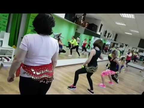 Zumba Manequin Challenge @ Total Dance Center