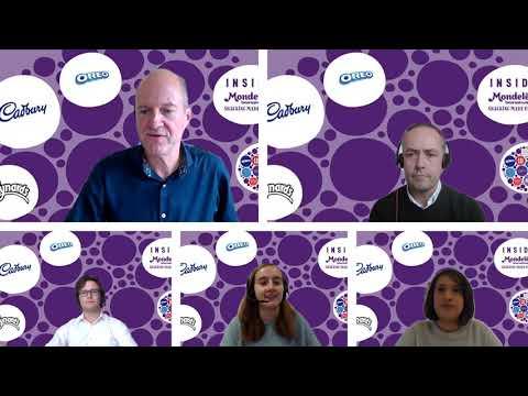 Inside MDLZ UK Student Event – Research & Development