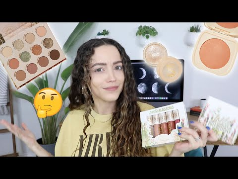 "NEW COLOURPOP WILD NOTHING COLLECTION...... good or boring""!"