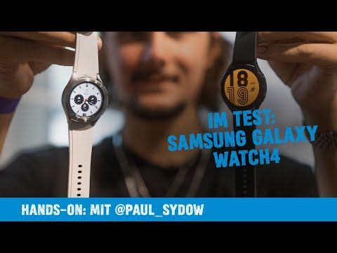 Hands on: Samsung Galaxy Watch4 Review   Paul Sydow