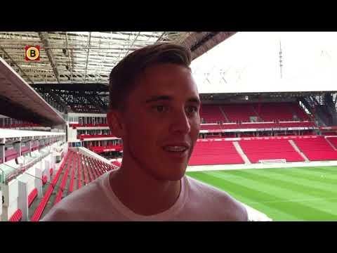 Ryan Thomas over stap naar PSV: 'Zo'n mooie kans komt niet iedere dag voorbij'