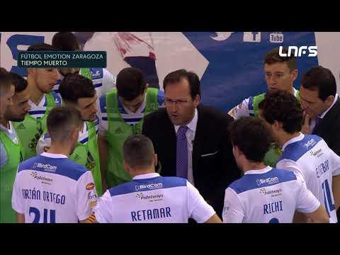 Santi Herrero, 'era 3.0' al frente de Fútbol Emotion Zaragoza