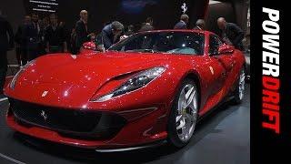 Ferrari 488 GTB Superfast : Geneva Motor Show : PowerDrift