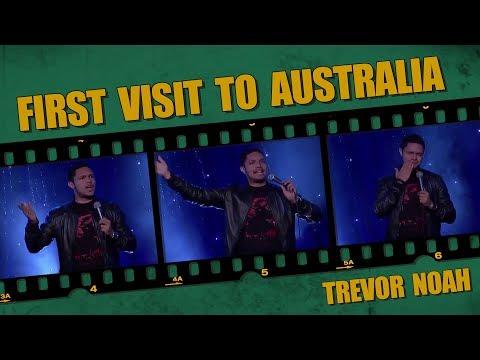 connectYoutube - Trevor Noah - Melbourne Comedy Festival