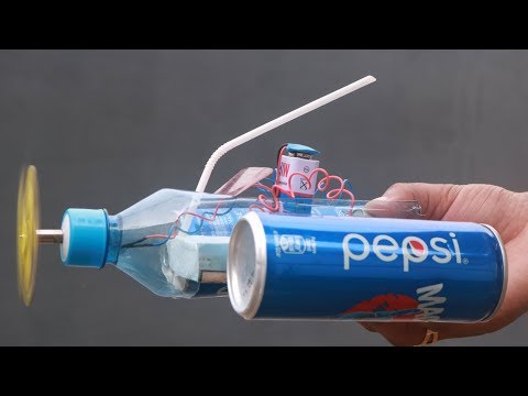How to Make a Boat - Using Plastic Bottle