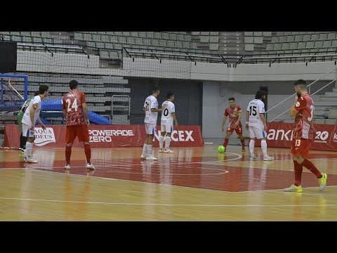 ElPozo Ciudad de Murcia - Full Energia Zaragoza Segunda División Jornada 1 Temp 20-21