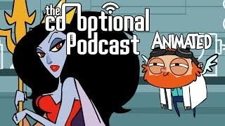 The Co-Optional Podcast Animated: Shadowheart