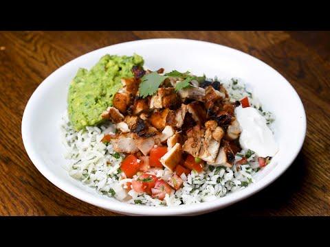 4 DIY Chipotle Recipes
