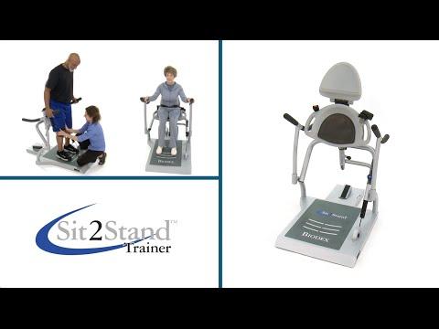 NEW Biodex Sit2Stand™ Trainer
