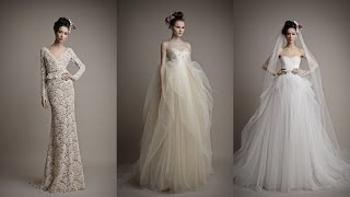 Ersa Atelier Spring 2015 Bridal Collection