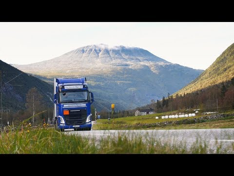 Volvo Trucks ? Volvo FH with I-Save ? Uno Jonsson Åkeri cuts fuel costs by up to 10%