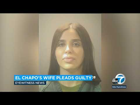 El Chapo's wife pleads guilty, admits to helping run his criminal empire   ABC7