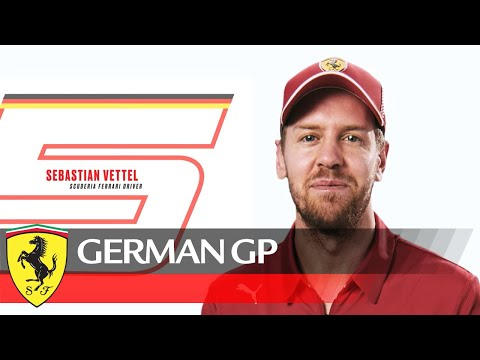 German Grand Prix Preview - Scuderia Ferrari 2019