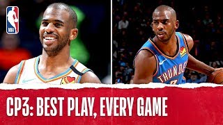 Chris Paul's Best Plays From Every Game!