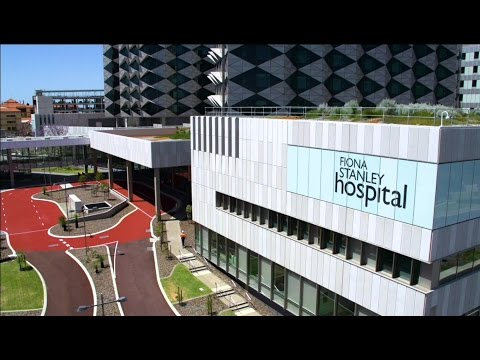 Fiona Stanley Hospital with Asset Management and Staff Protection