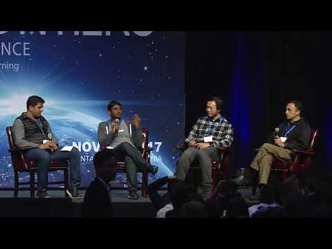 Rahul Sukthankar, Manohar Paluri, Xiaofeng Ren at AI Frontiers Conference : Video Understanding