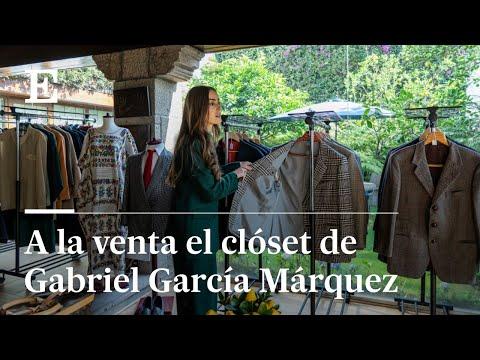 Vidéo de Gabriel García Márquez