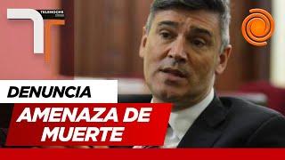Amenazaron de muerte al viceintendente de Córdoba y a su familia