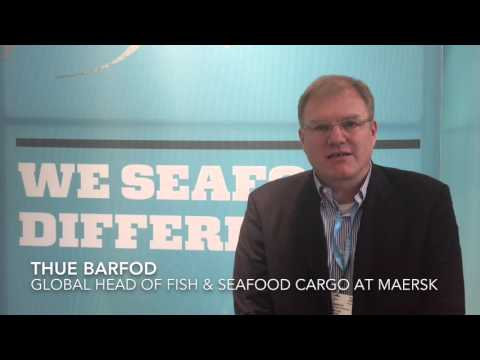 Brussels: Shipping giant talks new seafood services and market challenges
