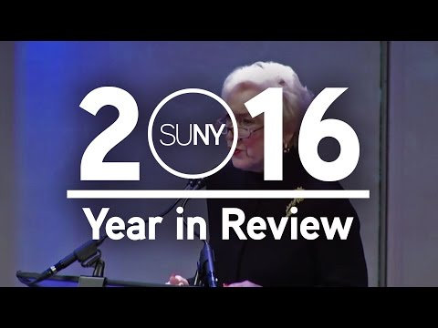 SUNY 2016 Year in Review
