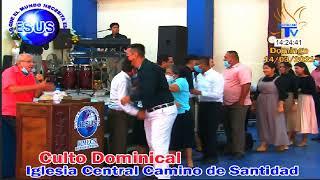 Culto Dominical (14/03/2021) Iglesia Central Camino de Santidad