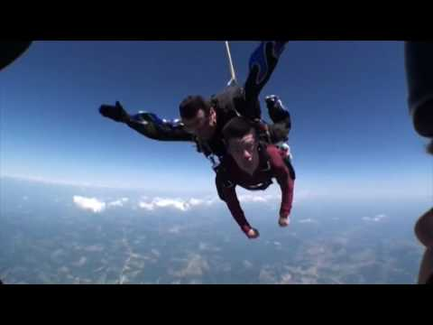 Michael Dooley's 9th Skydive