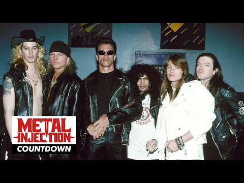 GUNS N ROSES 30 Facts About 'Use Your Illusion I & II' You May Not Know   Metal Injection