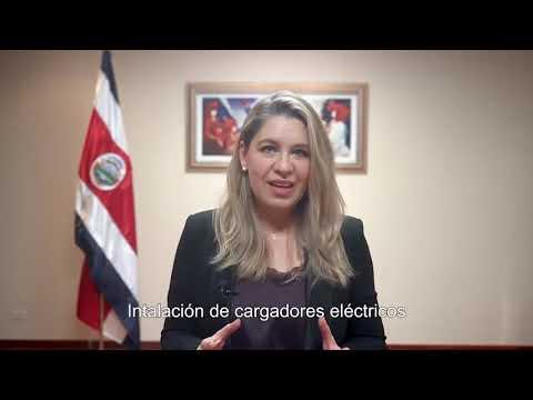 Première Dame de la République du Costa Rica Claudia Dobles - CAFI