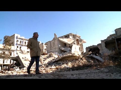 Syria: High Commissioner visits Aleppo
