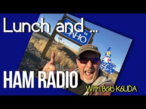 Lunch & Ham Radio