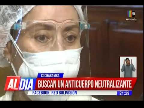 Cochabamba busca un anticuerpo que neutralice el COVID-19