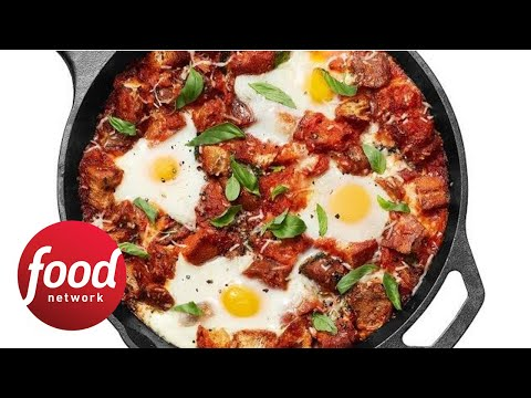 Eggs in Purgatory with Sausage | Food Network