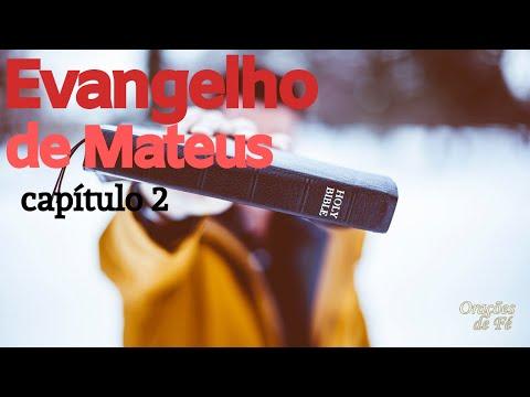 EVANGELHO DE MATEUS - Capítulo 2