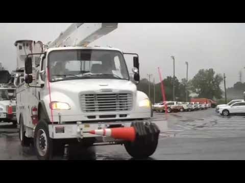 Hurricane Matthew Update Carolinas - 10/9/16