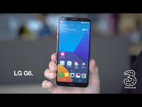 LG G6 on Three | 4K