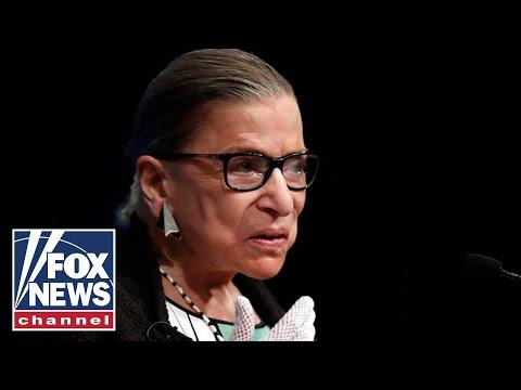 Ruth Bader Ginsburg has died at age 87: Report
