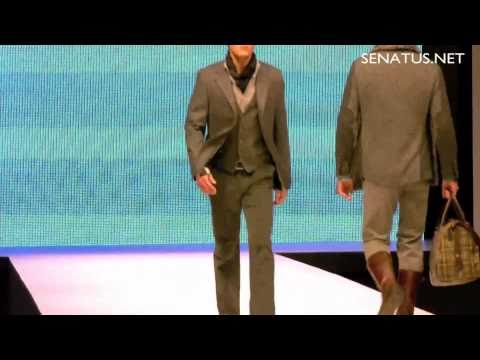 [SENATUS TV] Hugo Boss @ Men's Fashion Week 2011