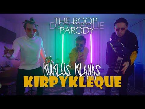 Video: The Roop Discoteque lietuviškai? - Na... to dar tikrai nebuvo