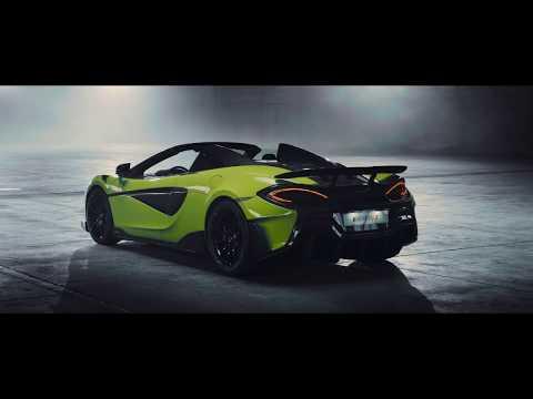The McLaren 600LT Spider