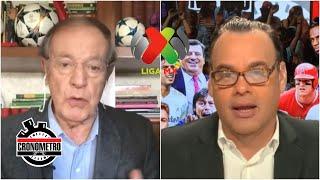 LIGA MX ¿Cancelar o no el torneo Clausura Las Chivas intentan salvar el campeonato | Cronómetro