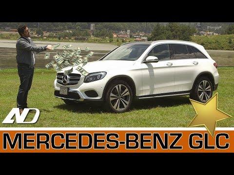 """Mercedes-Benz GLC ?? - Carita mata verbo, ¿O era al revés"""""""