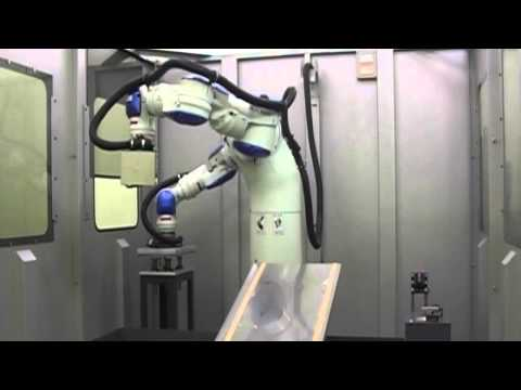 Ultrasonic Cutting - Carbon Fiber Reinforced Plastic