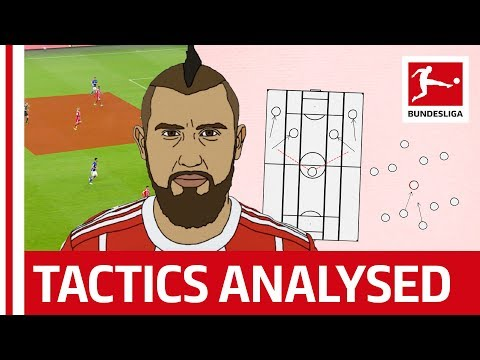 Is Arturo Vidal The Complete Midfielder? - Powered by Tifo Football