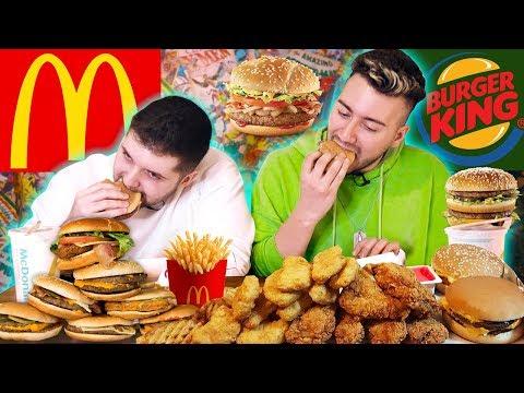 hamburger mukbang (sevgilimiz var mı )